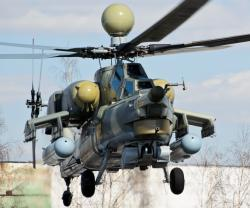 "Russia Upgrades Mi-28N ""Night Hunter"" Helicopter Gunship"