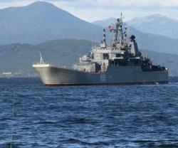 Russia to Launch Pyotr Morgunov Amphibious Assault Ship