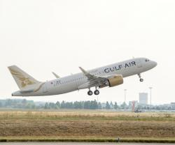 Gulf Air Becomes First Regional Carrier to Fly A320neo