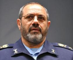 Iran Appoints New Air Force Commander