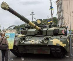 Ukraine to Develop Next-Generation Main Battle Tank
