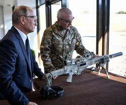 Putin Sets the Task of Developing Weapons of the Future