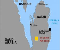 Qatar, U.S. to Expand Al-Udeid Air Base