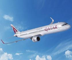 Qatar Airways Places $4 Billion Order for LEAP-1A Engines
