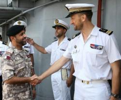 Qatar, France Stage Joint Military Drill