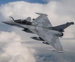 Qatar Picks Lockheed Martin's Sniper® ATP for its Rafale Jets