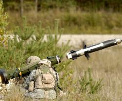 Qatar to Receive 50 Javelin Guided Missiles