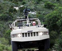 RENAULT TRUCKS Defense Offers New Vehicles to Security Forces