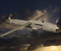 Raytheon Completes Developmental Testing on Small Diameter Bomb II