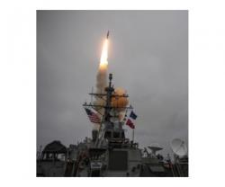 Raytheon's SM-3 Intercepts Ballistic Missile in NATO Exercise