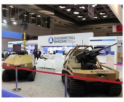 Rheinmetall, Barzan Form Joint Venture in Qatar