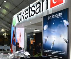 Roketsan Participates at 3 Major Exhibitions in October
