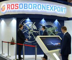 Rosoboronexport Showcases Russian Military Equipment at DSA 2018