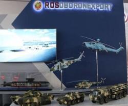Rosoboronexport's Order Book Exceeds $50 Billion