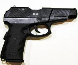Rostec to Produce Substitute for Makarov Pistol in Spring