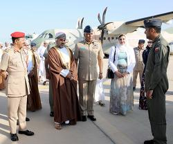 Royal Air Force of Oman Celebrates Armed Forces Day