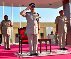 Royal Air Force of Oman Holds Graduation for New Recruits