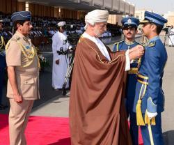 Royal Air Force of Oman Marks Graduation of Pilots