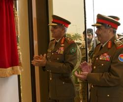 Royal Artillery Officers' Club Opens in Bahrain