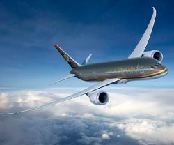 Royal Jordanian (RJ) Reports 70% in Capital Loss