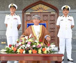 Royal Navy of Oman Celebrates Annual Day