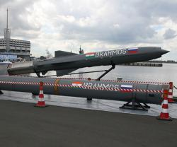 Russia, India to Offer BrahMos Missiles to Friendly Countries