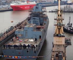 Russia's Admiral Kasatonov Frigate to Start Trials in December