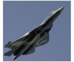 Russia's Su-57 Fighter Jet Continues Test Flights