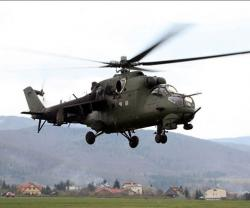 Russia Developing New Combat Helicopter