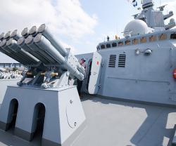 Russia Developing New Generation Frigates