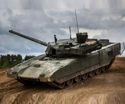 Russia Starts Production of Latest Armata Tanks