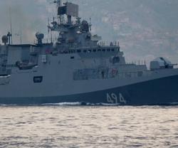 Russian Navy Receives New Admiral Makarov Frigate
