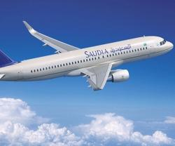 SAUDIA Receives its 22nd and 23rd A320 Aircraft