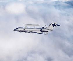 Saab Delivers Third GlobalEye Aircraft to UAE