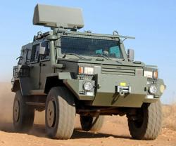 Saab Wins Order for Giraffe 1X Surface Radar System