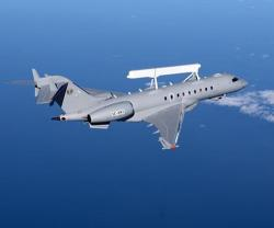 Saab Wins UAE Order for Further Functionality for GlobalEye