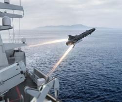 Saab to Unveil Surface Launch RBS15 Gungnir at Euronaval