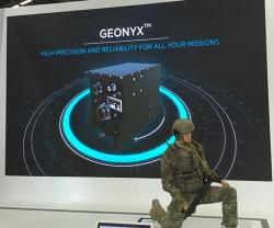 Safran, Nexter Sign Agreement on New Geonyx™ Inertial Navigation Systems