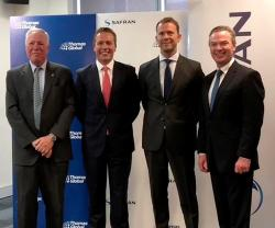 Safran Signs New Partnership Agreements with Australian Companies