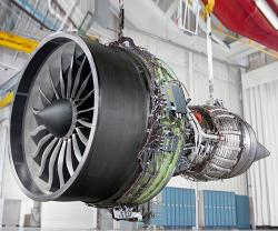 Sanad, GE Aviation Celebrate 100th GEnx Engine Maintenance Milestone