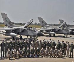 Saudi Air Force Jets Arrive in Pakistan for Multinational Air Exercise