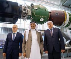 Saudi Arabia, Russia Discuss Space Cooperation