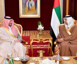 Saudi Arabia, UAE to Boost Security Cooperation
