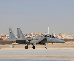 Saudi Arabia to Receive 84 New Boeing F-15SA Fighter Jets