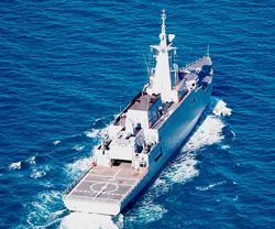 Saudi Arabian Military Industries, Navantia Sign JV to Build Warships