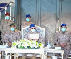 Saudi Chief of General Staff Patronizes King Faisal Air College Graduation Ceremony