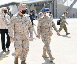 Saudi Chief of General Staff Receives Commander of U.S. Central Command
