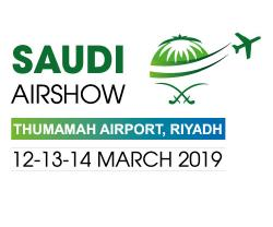 Saudi International Airshow Kicks Off at Thumamah Airport