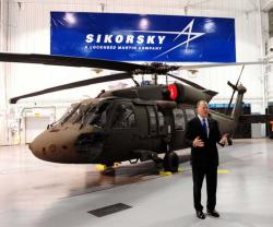 Sikorsky, Turkish Industry to Build T70 Utility Helicopters
