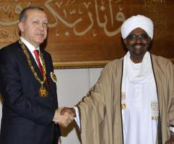 Sudan, Turkey Sign Anti-Terror Deal